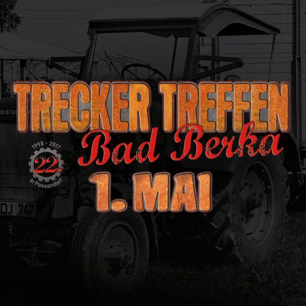 MIWO-Events - Eventspark Thüringen - 22. Trecker Treffen - Bad Berka - 01.05.2019