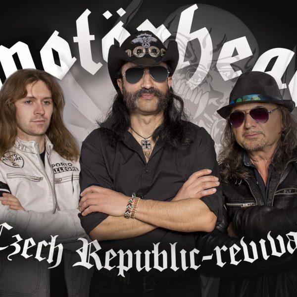 Big-Tribute - Motörhead CZ Revival - MIWO-Events - Bad Berka