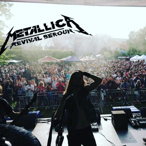 Big-Tribute - Metallica Revival Beroun - MIWO-Events - Bad Berka